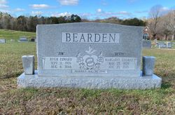 "Margaret Elizabeth ""Betty"" <I>Thomas</I> Bearden"