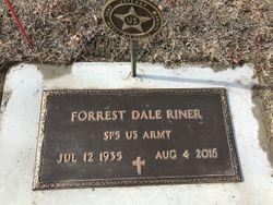 Forrest Dale Riner