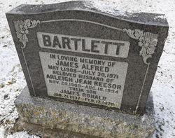 James Alfred Bartlett