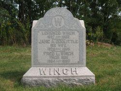 Abigail Jane <I>Doolittle</I> Winch