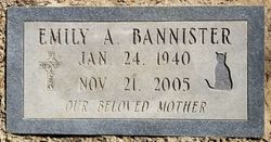 Emily A. Bannister