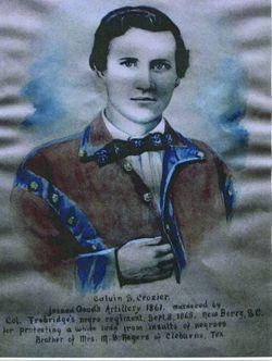 Calvin Shepard Crozier