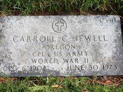 Carroll Clifford Jewell
