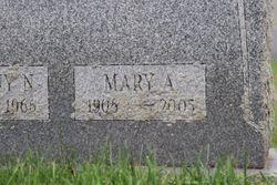 Mary Ann Sarich