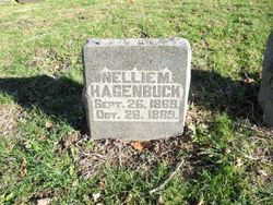 Nellie M Hagenbuck