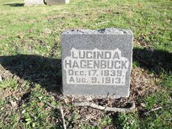 Lucinda <I>Mott</I> Hagenbuck