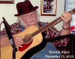 Thomas Donnie Akers