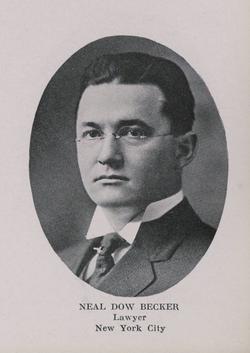 Neal Dow Becker