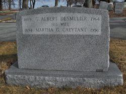 Martha C. <I>Caeytant</I> Desmulier