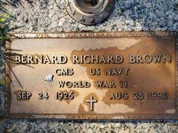 Bernard Richard Brown