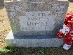 Frances A. Moyer