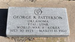 George R Patterson