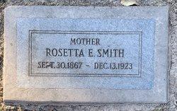 """Rosetta Ellen """"Zettie"""" <I>Beaver</I> Smith"""