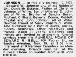 Edward W. Johnson Jr.