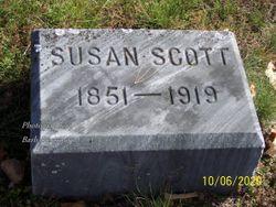 Susan <I>Parker</I> Scott