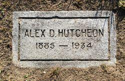 Alexander Dalziel Hutcheon