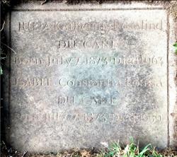 """Isabel Constantia Louisa """"Issie"""" Du Cane"""