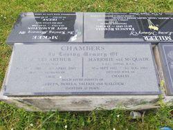 Charles Arthur Chambers