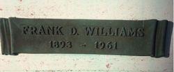 Frank Douglass Williams Sr.