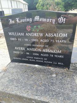 Averil Marion Absalom