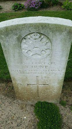 L-Corp Frederick Charles Hunt