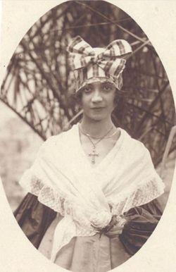 Yvonne Marie Nicolle <I>Calment</I> Billot