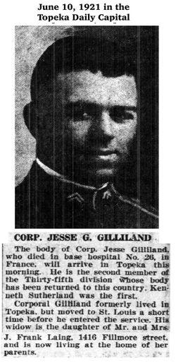 Jesse J. Gilliland