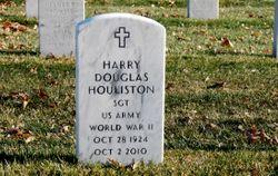 Harry Douglas Houliston