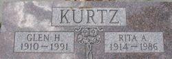 Rita Ann <I>Ward</I> Kurtz