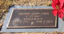 Freddie Leon Carr