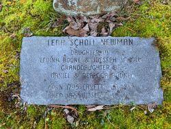 Leah <I>Scholl</I> Newnam