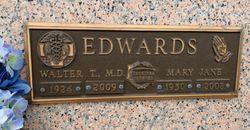 Mary Jane <I>Seaberry</I> Edwards