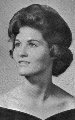 Judy Ann <I>Hogue</I> Caldwell