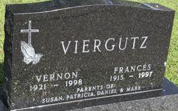 Frances Cecelia <I>Stegge</I> Viergutz