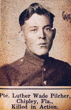 SGT Luther Wade Pilcher