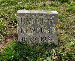 Hattie <I>West</I> Newcomb