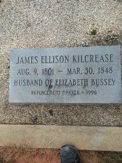 Elizabeth <I>Bussey</I> Kilcrease