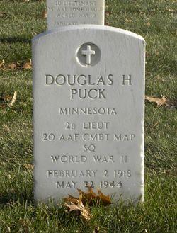 2LT Douglas H Puck