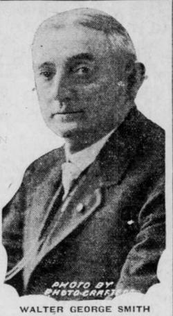 Walter George Smith