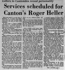Roger Paul Heller