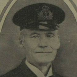 Lieut-Commander Henry Thomas Gartside-Tipping
