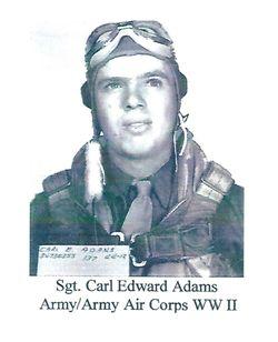 SGT Carl E. Adams