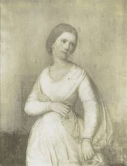 Mary S. <I>Taber</I> Schell