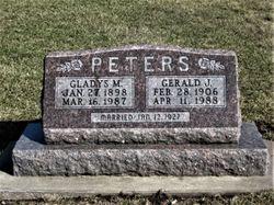 Gladys M. <I>Goodell</I> Peters