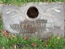 Robert Harvey Dickson