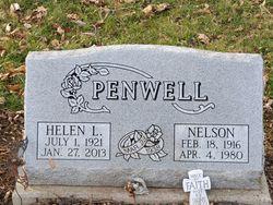 Helen Louise <I>Lansing</I> Penwell