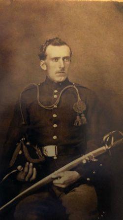 Sgt John S Ogden