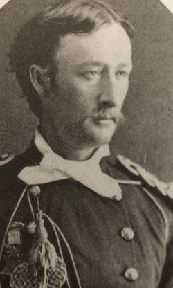 CPT Thomas Ward Custer