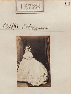 Mary Gardner <I>Adams</I> Quincy