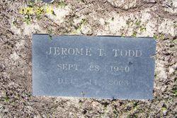 Jerome Tillie Todd